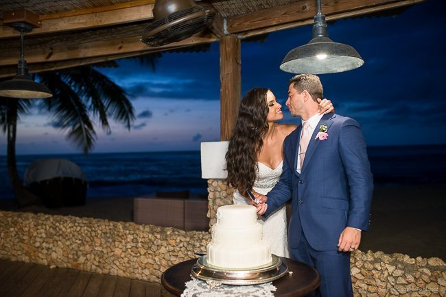 Dreamlike Destination Beach Wedding at Villa Montana, Puerto Rico