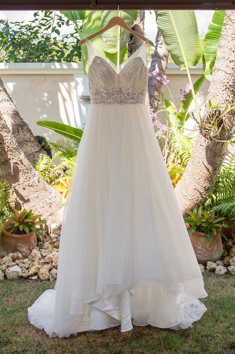 Lovely Destination Wedding by the Sea Side at Peñuelas