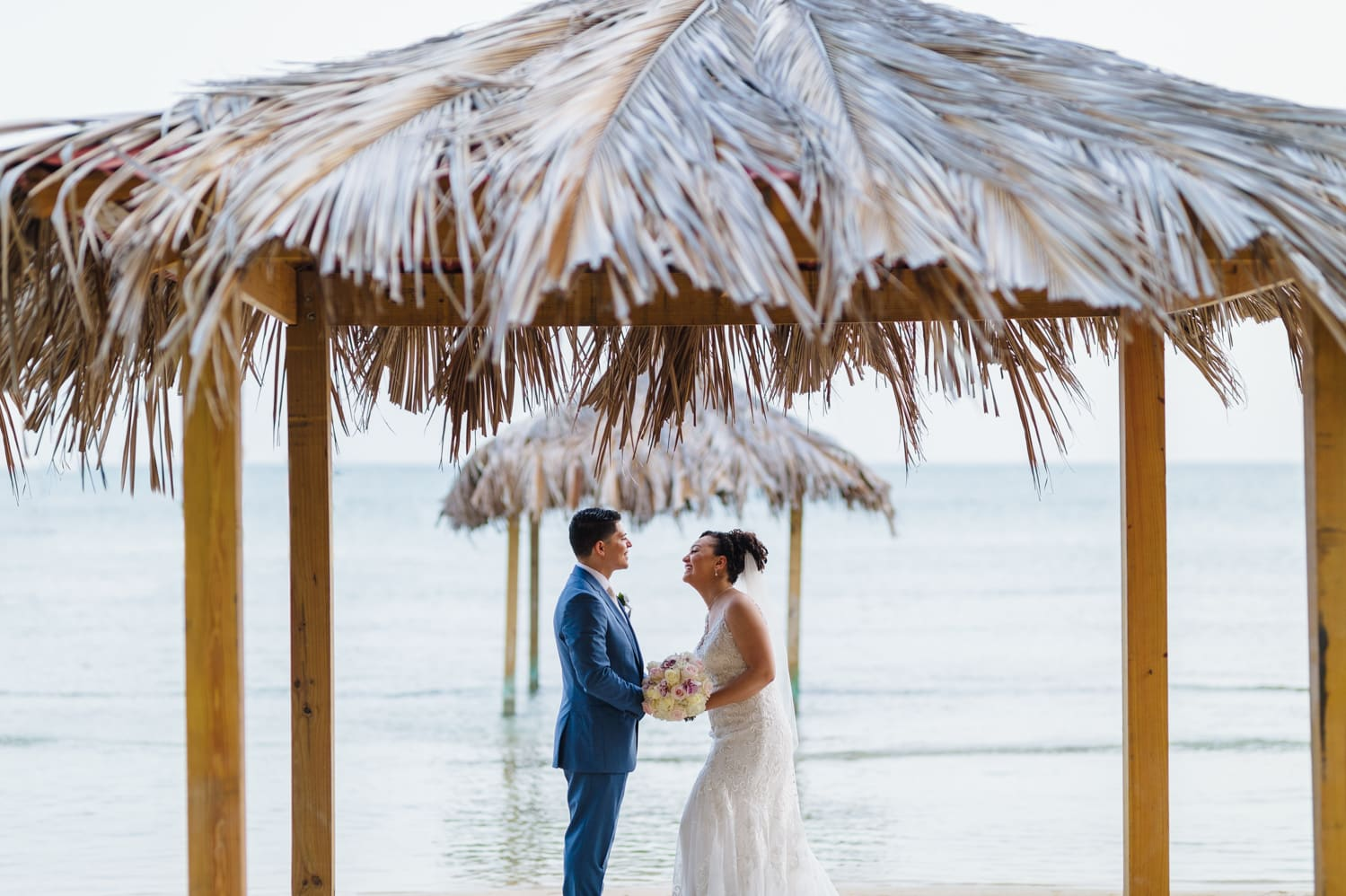 Destination wedding at Copamarina Beach Resort by Puerto Rico photographer Camille Fontanez