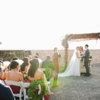 La Rogativa destination wedding by Puerto Rico photographer Camille Fontanez