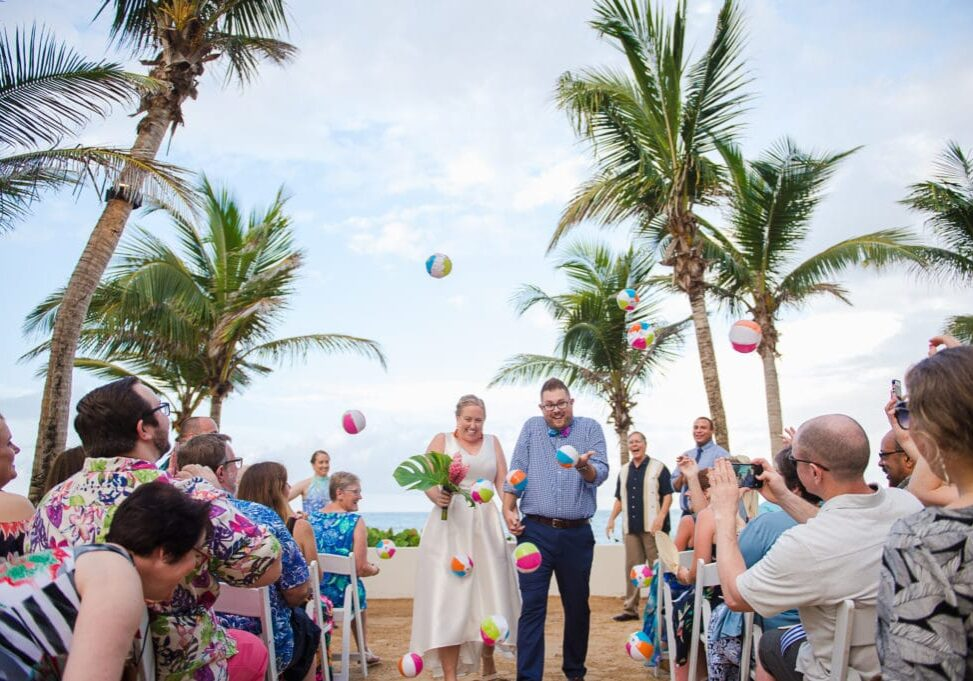 intimate wedding photography at la concha resort by puerto rico photographer camille fontz